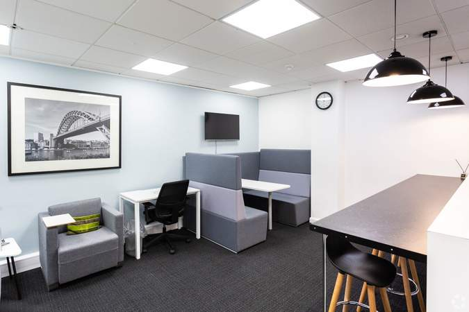 Interior Photo - Merchant House, Newcastle Upon Tyne - Serviced office for rent - 50 to 2,500 sq ft