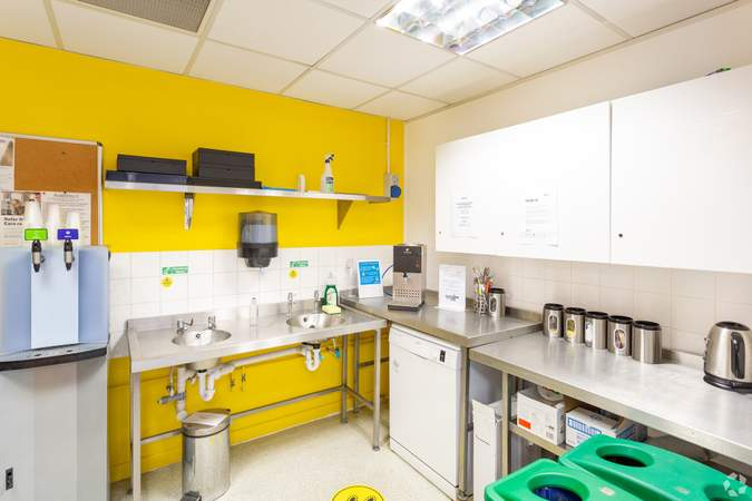 Break Room - Regus House, Cardiff - Serviced office for rent - 50 to 22,998 sq ft