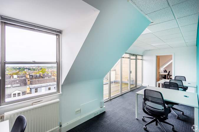 4th Floor Office - Forsyth House, Edinburgh - Co-working space for rent - 50 to 31,308 sq ft