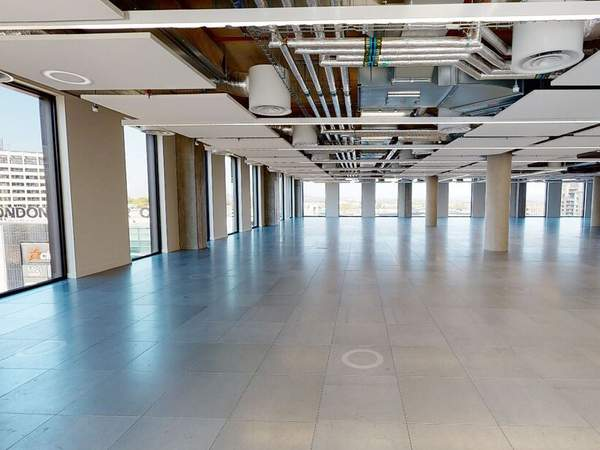 8th Floor - The Hive Building, Wembley - Office for rent - 6,744 to 53,948 sq ft