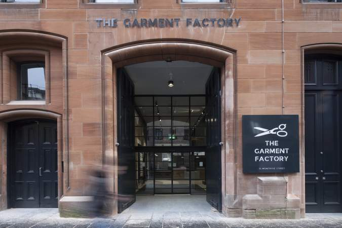 Building Photo - The Garment Factory, Glasgow - Office for rent - 1,486 to 13,420 sq ft