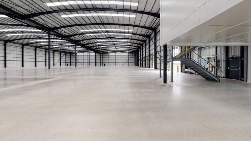 Ground Floor, 1st & 2nd 3D Tour - Lichfield Rd, Burton On Trent - Industrial unit for sale - 103,069 sq ft