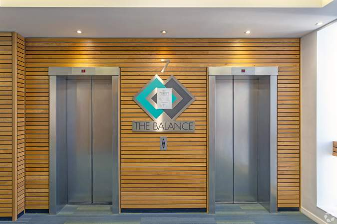 Elevators - The Balance, Sheffield - Serviced office for rent - 50 to 11,223 sq ft