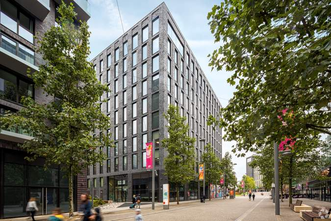 Building Photo - The Hive Building, Wembley - Office for rent - 6,744 to 53,948 sq ft