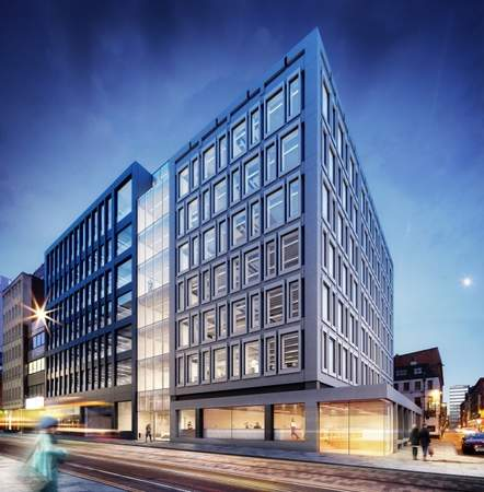 Building Photo - Hyphen, Manchester - Office for rent - 4,786 to 8,230 sq ft