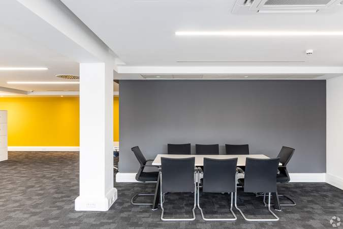 Interior Photo - The Henley Building, Henley On Thames - Co-working space for rent - 50 to 17,787 sq ft