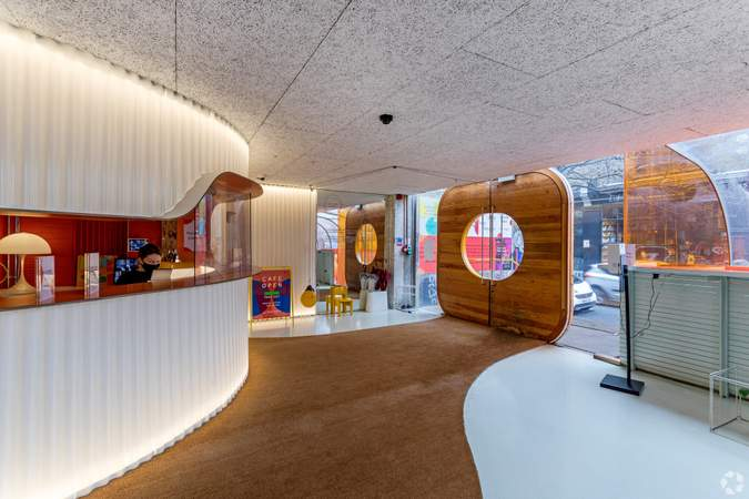 Entrance Photo - Second Home Spitalfields, London - Co-working space for rent - 120 to 1,900 sq ft