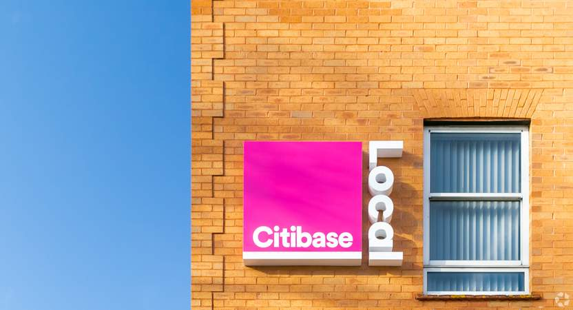Signage Photo - New Barclay House, Oxford - Co-working space for rent - 50 to 10,539 sq ft