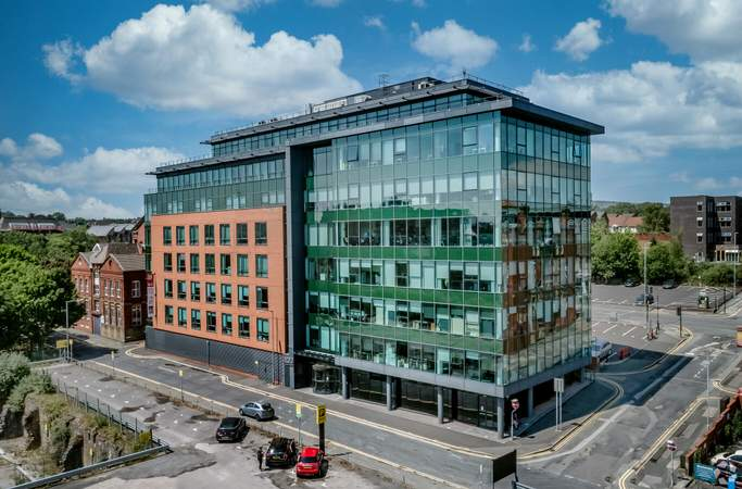 Primary Image - 120 Bark St, Bolton - Serviced office for rent - 50 to 7,620 sq ft