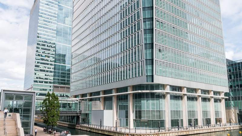 Primary Photo - 30 Churchill Pl, London - Serviced office for rent - 50 to 284,704 sq ft