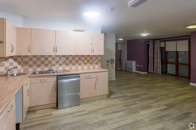 Social Room - Crossmyloof Care Home, Glasgow - Healthcare space for sale - 30,139 sq ft