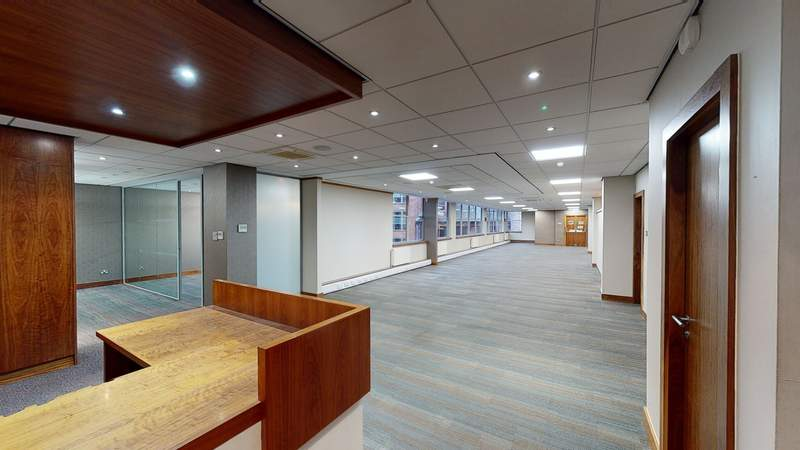Office Tour - 221 West George St, Glasgow - Office for rent - 3,620 sq ft