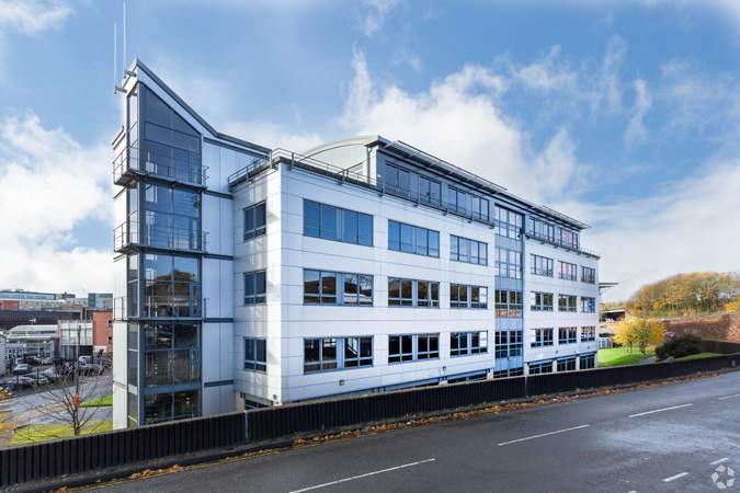 Building Photo - Citypoint 2, Glasgow - Office for sale - 38,836 sq ft