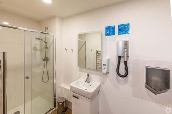 Bathroom - Eagle House - Old Street, London - Co-working space for rent - 130 to 17,000 sq ft