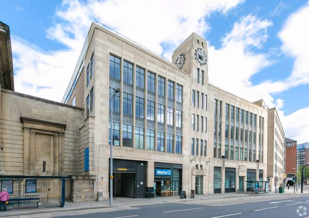 Primary Photo - 33 Bristol, Bristol - Office for rent - 2,175 to 34,939 sq ft