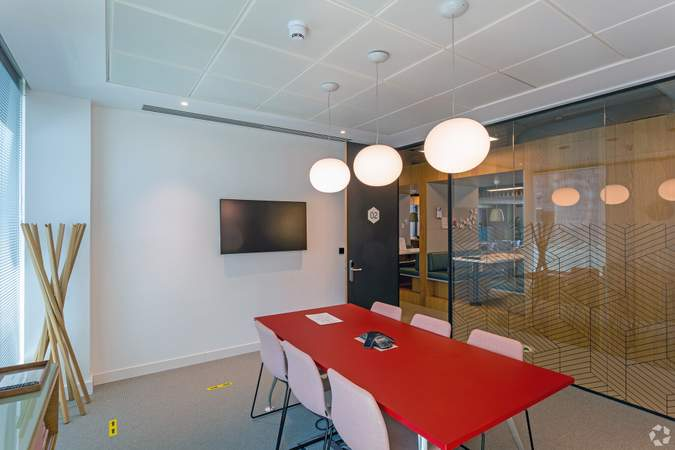 Board Room 02 - Acero, Sheffield - Serviced office for rent - 50 to 15,000 sq ft