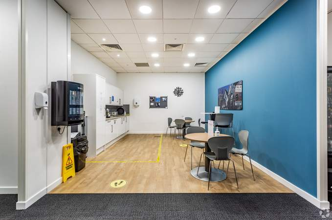 Dining - Adamson House, Towers Business Park, Manchester - Co-working space for rent - 200 to 16,249 sq ft