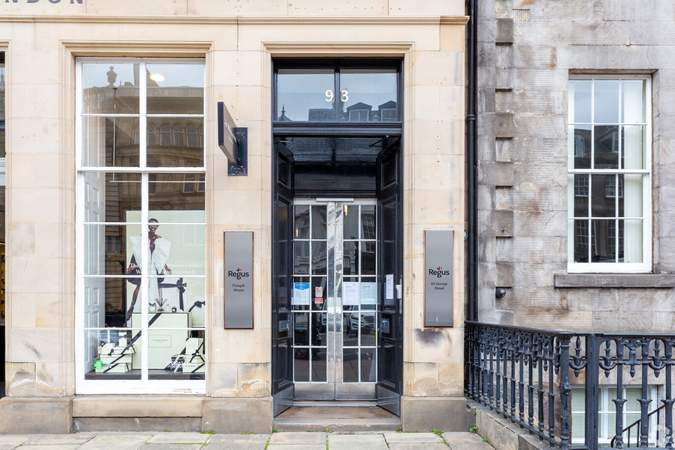 Entrance - Forsyth House, Edinburgh - Co-working space for rent - 50 to 31,308 sq ft