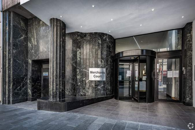 Building Entrance - Merchants Court, Liverpool - Serviced office for rent - 50 to 7,843 sq ft