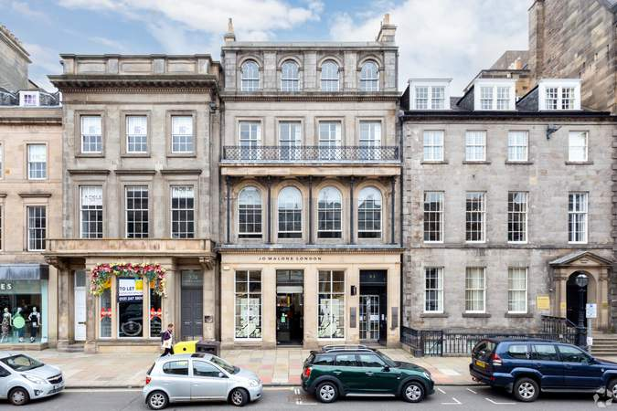 Primary Photo - Forsyth House, Edinburgh - Co-working space for rent - 50 to 31,308 sq ft