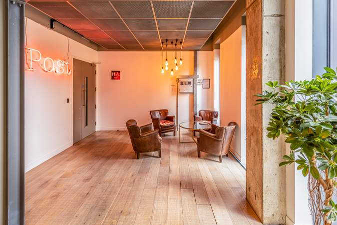 Reception Area - Eagle House - Old Street, London - Co-working space for rent - 130 to 17,000 sq ft