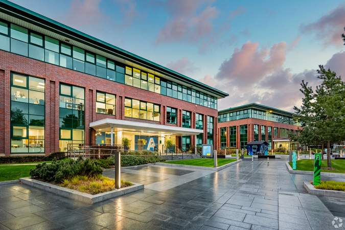 Pathway View - Adamson House, Towers Business Park, Manchester - Co-working space for rent - 200 to 16,249 sq ft