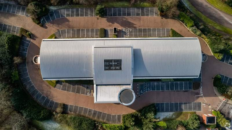 Aerial Image - 1200 Daresbury Park, Warrington - Office for rent - 10,110 to 31,250 sq ft