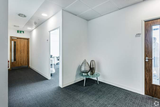 7th Floor - Hallway - 120 Bark St, Bolton - Serviced office for rent - 50 to 7,620 sq ft