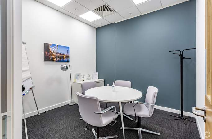 Community Meeting Room - Adamson House, Towers Business Park, Manchester - Co-working space for rent - 200 to 16,249 sq ft