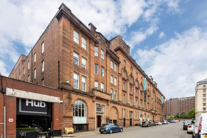 Building Photo - The Pentagon Centre, Glasgow - Office for rent - 163 to 1,636 sq ft