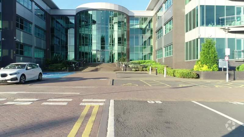 External & Common Areas - Eagle 2, Eagle Court Business Park, Birmingham - Office for rent - 5,916 to 21,948 sq ft