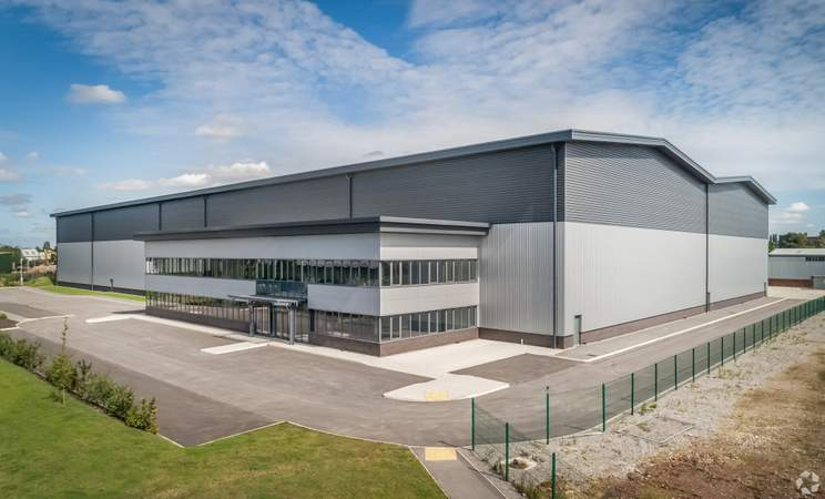Primary Image - Academy One, Liverpool - Industrial unit for rent - 110,000 sq ft