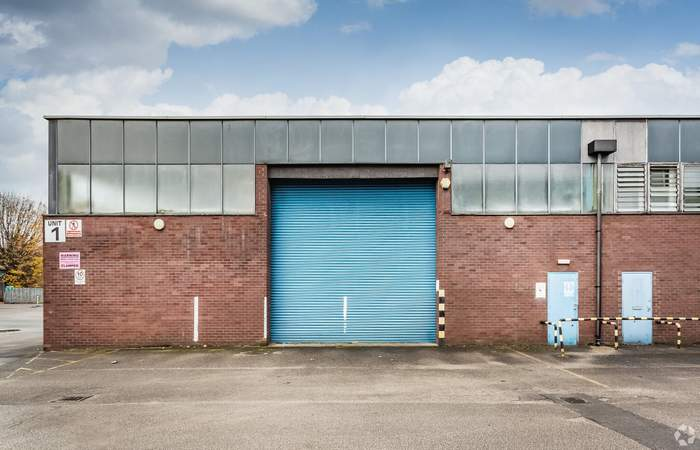 Drive In Door - Unit 1, Central Ave, Warrington - Industrial unit for rent - 11,230 to 56,000 sq ft