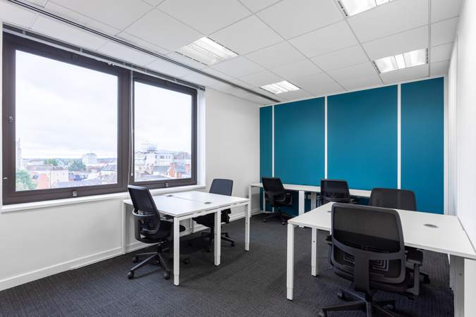 Interior Photo - Victoria House, Chelmsford - Co-working space for rent - 50 to 10,194 sq ft