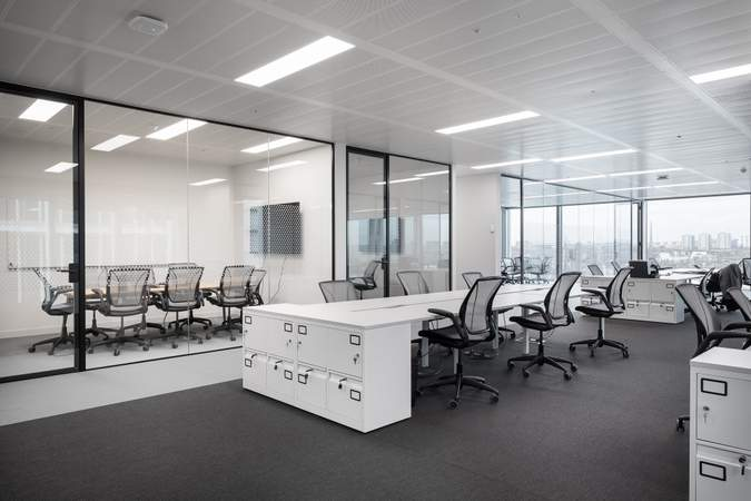 Interior Photo - 4 Kingdom St, London - Office for rent - 1,673 to 3,077 sq ft