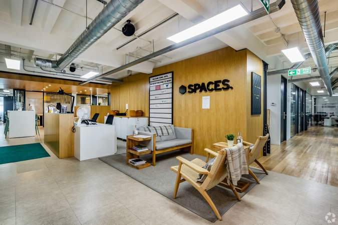 3rd Floor - Spaces - Waiting area - The Tea Factory, Liverpool - Serviced office for rent - 150 to 7,032 sq ft