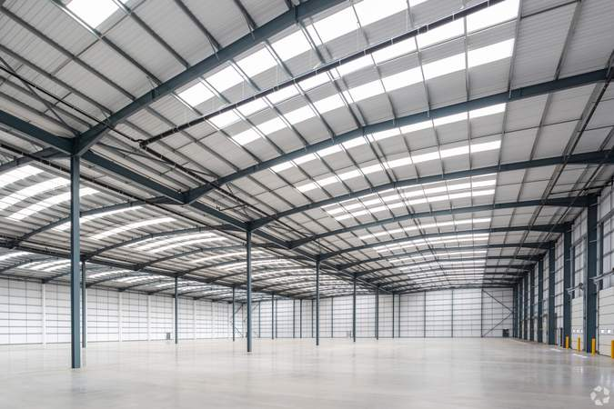 Interior Photo - Supercharger / Western 105, Bristol - Industrial unit for sale - 106,890 sq ft