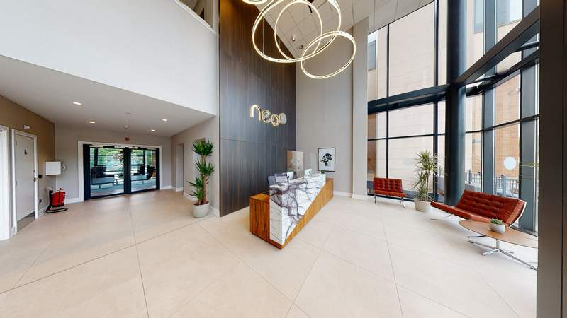 Premium Lounge Virtual Tour - Neo House, Aberdeen - Co-working space for rent - 9,000 to 30,000 sq ft