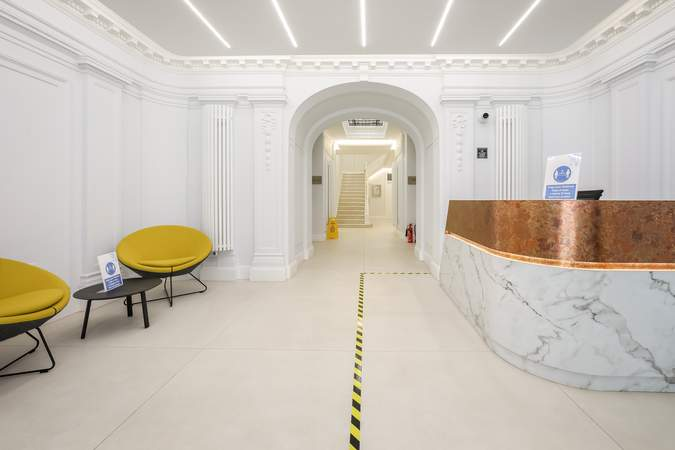 Lobby - 1 Duchess St, London - Office for rent - 554 to 945 sq ft