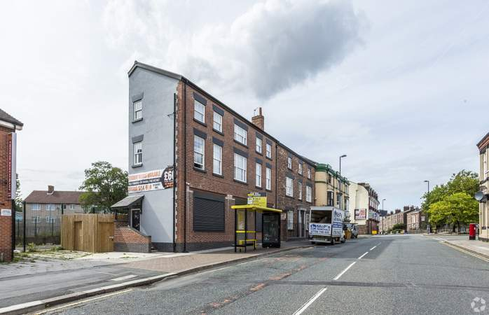 Street View - 12 Wavertree Rd, Liverpool - Shop for sale - 2,406 sq ft