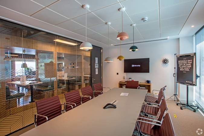 Board Room 01 - Acero, Sheffield - Serviced office for rent - 50 to 15,000 sq ft
