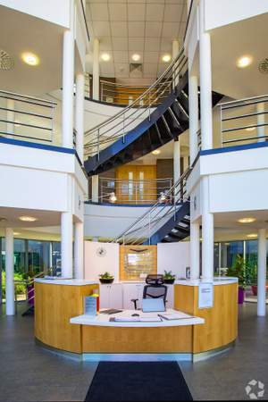 Lobby - Eagle 2, Eagle Court Business Park, Birmingham - Office for rent - 5,916 to 21,948 sq ft