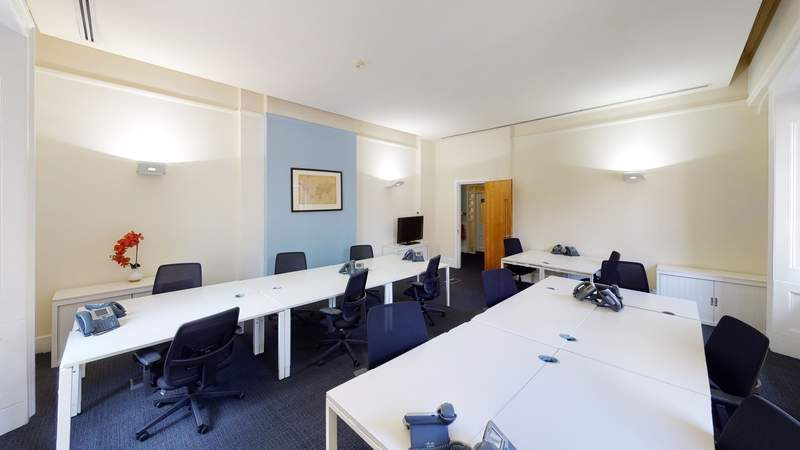 360 Tour 2nd Floor - 82 King St, Manchester - Co-working space for rent - 200 to 22,557 sq ft