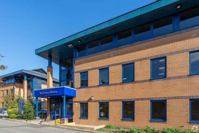 Exterior close up - Braebourne House, Bristol - Office for rent - 1,250 to 2,560 sq ft