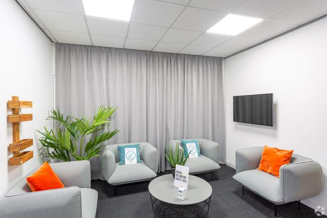 Reception - The Senate, Exeter - Co-working space for rent - 50 to 14,530 sq ft