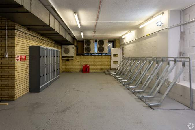 Cycle Storage & Lockers - Framework, Glasgow - Office for rent - 2,056 to 36,469 sq ft