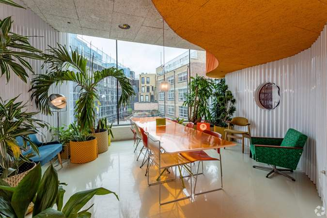 Interior Photo - Second Home Spitalfields, London - Co-working space for rent - 120 to 1,900 sq ft