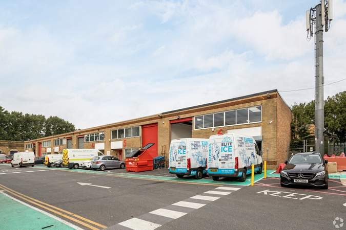 Primary Photo - Units 4-5, Blackhorse Rd, Segro Park Deptford, London - Industrial unit for rent - 3,199 to 4,340 sq ft