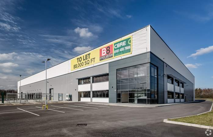 Primary Image - Omega88, Warrington - Industrial unit for rent - 88,285 sq ft