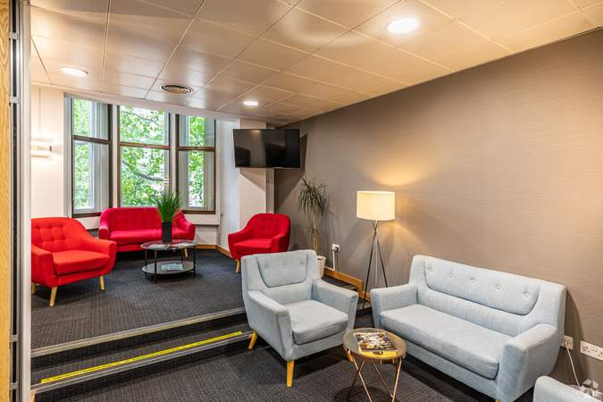 Primary Photo - Trafalgar Buildings, London - Serviced office for rent - 50 to 25,486 sq ft